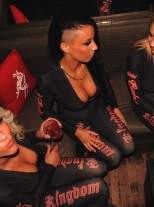 LES KINGDOM GIRLS AU 4ieme ANNIVERSAIRE DU IVY NIGHTCLUB