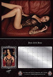 Kingdom calendrier  2014