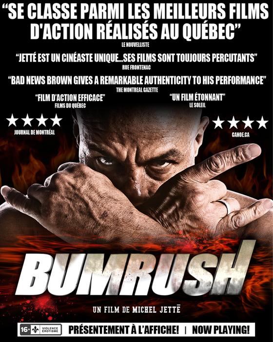 BUMRUSH - Le film